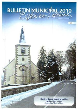 2010 bulletin municipal