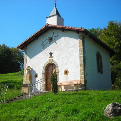 Bisten en lorraine chapelle 1
