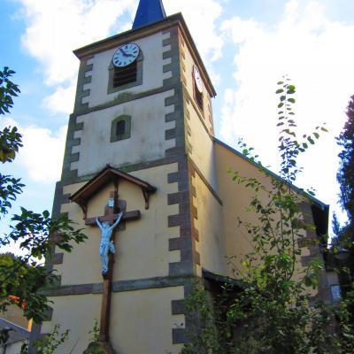 Eglise bisten lorraine 1