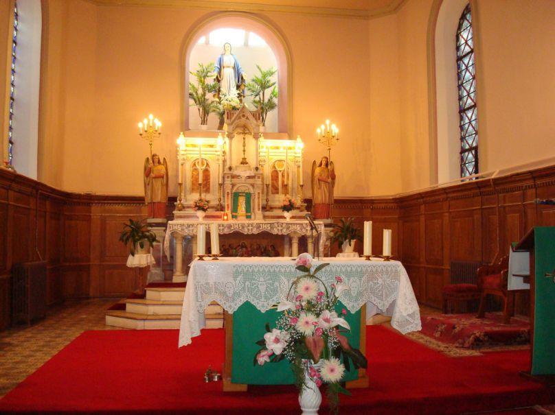 Eglise bisten