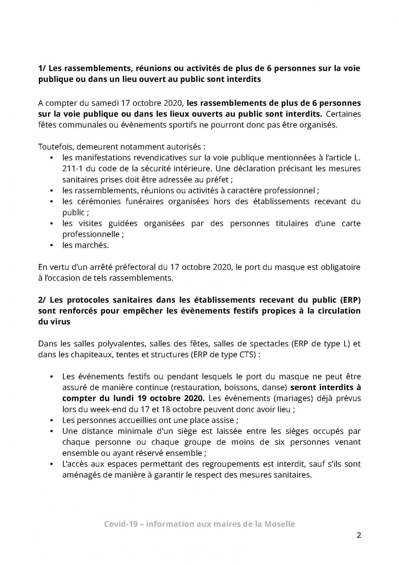 Pages de lettre d information aux maires n 19 covid page 2