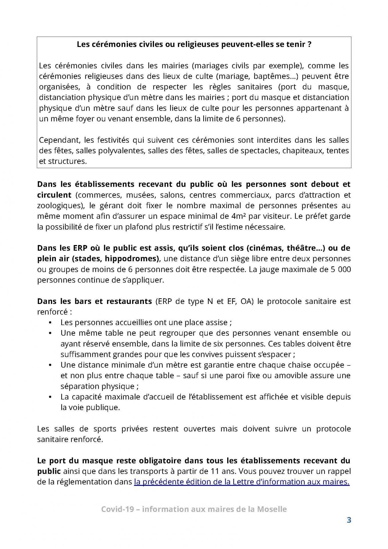 Pages de lettre d information aux maires n 19 covid page 3